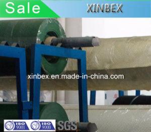A través de la cinta transportadora cinta transportadora flexible