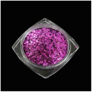 De multi Melkweg Holo van de Kleur schittert het Holografische Pigment van het Chroom voor het Art. van de Spijker