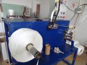 Tela de poliéster de alta Qaulity máquina flejadora Proveedor de China