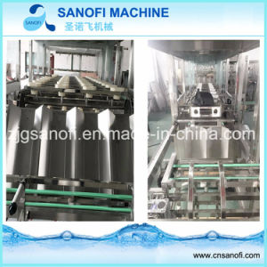 3 галлон / 5 галлон бутылку воды розлива наполнения механизма