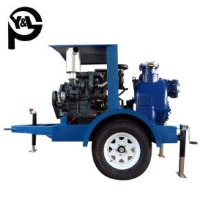 3 дюймов с приводом от дизельного двигателя на топливоподкачивающий насос
