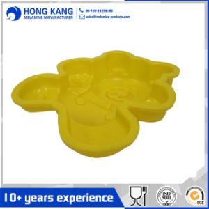 100% de la flor de silicona de grado alimentario molde de hornear para niños