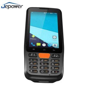 GPS portátil Android Industrial CMOS Laser Scanner de código de barras PDA sem fio