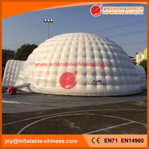 Outdoor Iglu Branco insuflável tenda1-103 para a exposição (tenda1-103)