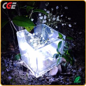 Des Landschaftsstraßen-Hersteller-LED Beleuchtung feenhaftes im Freien Mashroom Weihnachtsdekoration-Licht-beste Preis-des Feiertags-LED