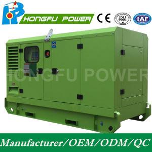 50kw Diesel van 63kVA Cummins Generator/de Reeks van de Generator met Gegalvaniseerde Luifel