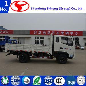 De Beroemde Gloednieuwe Flatbed Vrachtwagen van China