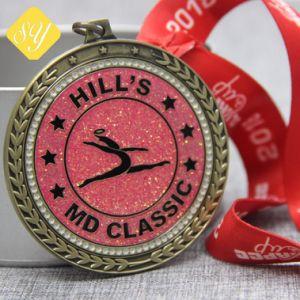 최고 질 군 포상 5K 사기질은 메달을 주문 설계한다