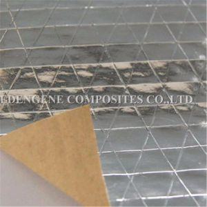 Не плетеных изделий из стекловолокна Scrims для короткого замыкания с усилителем- алюминиевой фольгой или сетку/плакатный печатный носитель/Крафт (FSK) бумаги