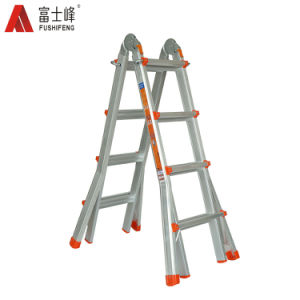 Little Giant de aluminio Plegable Multiuso escalera articulada EN131