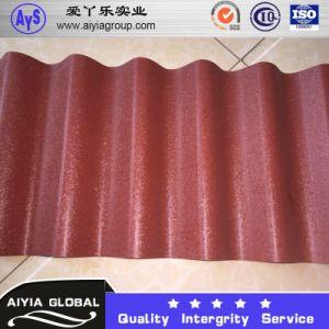Bobine dell'acciaio ondulate mattonelle dell'onda delle mattonelle dello strato T del tetto dello zinco