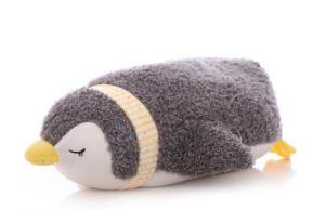 Giocattoli su ordine del pinguino dell'animale farcito della peluche