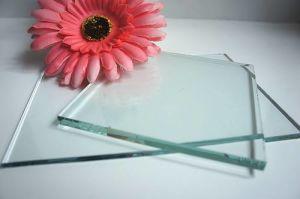 Vidrio flotado transparente con el certificado CCC/ISO9001/CE para la construcción