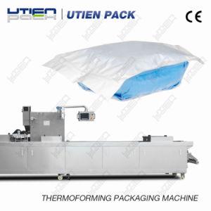 Le thermoformage emballage sous vide automatique de la machine pour dispositif médical (DZL)