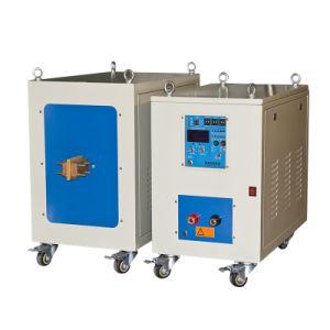 高品質の高周波鋼鉄誘導電気加熱炉(GY-70AB)