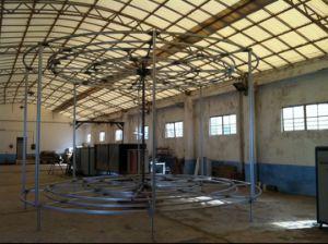 3KW monofásica cinge-turbina de eixo vertical (SHJ-NOVA3000)
