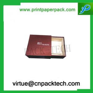 El lujo Slipcases Cufflink papel de embalaje en alta calidad