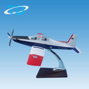 Colección de avión entrenador PC-9 1/34 de 30 cm.
