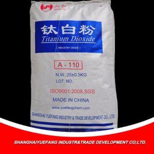 Het in het groot Dioxyde China voor het Schilderen, Rubber, Batterij van het Titanium