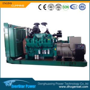 De Diesel die van de Generatie van Equipemt van de ElektroMacht van Cummins Vastgestelde Elektrische Generator produceren