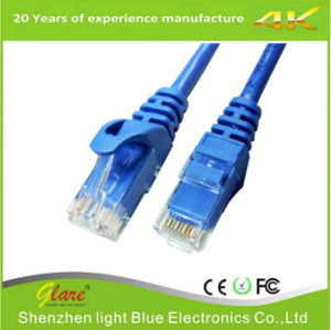 Color azul cable Ethernet RJ45
