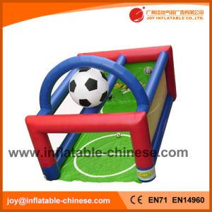 膨脹可能な対話型のフットボールの射撃のゲーム(T9-101)
