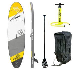 3813a96f9 Entretenimento Desportivo prancha de postura ampla Sup Inflável Stand up  Paddle Board para o Surf