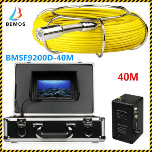 1200tvlはカメラの管のパイプラインの下水管の検査システムを防水する