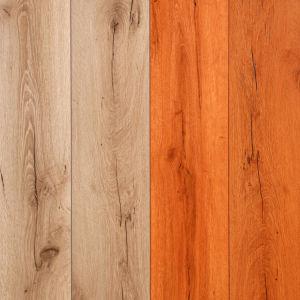 Piso laminado 2019 designs mais recentes White HDF AC4 Quality 32 categoria piso laminado