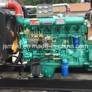 Weichaiのディーゼル機関を搭載する50Hz 90kw/112.5kVAの水によって冷却される発電機