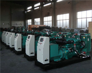 Deutz Water-Cooled 디젤 엔진 발전기 50Hz 1500rpm