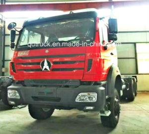 6X4/6X6 de Vrachtwagen van de Tractor van de STER van de MACHT van BEIBEN
