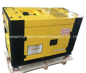 15kVA petit générateur en mode silencieux pour mieux vendre dans les Philippines