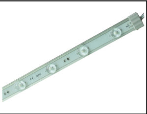 Barra di illuminazione di alto potere LED 24V per la casella chiara della cassa dei monili di caso di visualizzazione