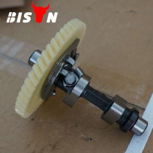 Des Bison-(China) halbe halbe des Eisen-168f-1 2kw Nocken-Welle-bewegliche Generator-Nylonteile Generator-Ersatzteil-gute des Preis-2000W