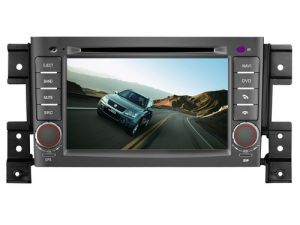 스즈끼 웅대한 Vitara GPS/V-CDC/PIP/Blu를 위한 7&acute&acuteHD 800 *480 차 DVD