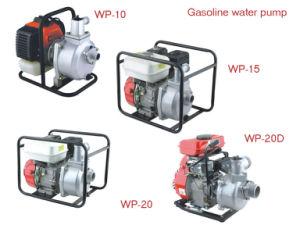 Pompa ad acqua della benzina
