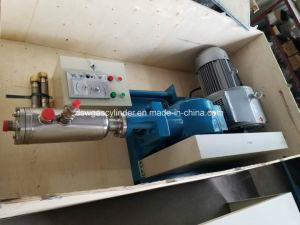 Haute pression de pompe à piston centrifuges cryogéniques pour le forage de puits d'eau