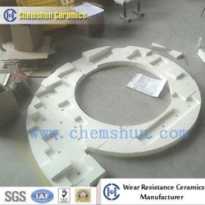 Rivestimenti resistenti all'uso costruiti per protezione di ceramica di usura