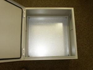 Высокое качество IP66 водонепроницаемый чехол для крепления на стене металлическую коробку распределения