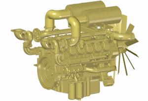 60Hz a 688KVA Googol Conjunto de generación de energía