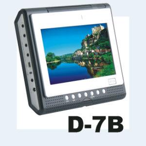 휴대용 DVD 플레이어 (D-7B)