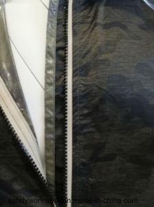 Mode veste imperméable imprimé décontracté avec une haute qualité