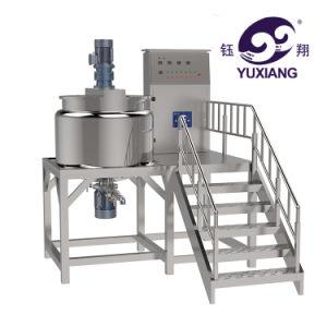 strumentazione chimica liquida del miscelatore 1000L