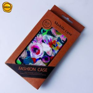 заводская цена Sinicline пользовательский Дизайн печатной крафт-бумаги или мобильного телефона охватывает упаковки для хранения