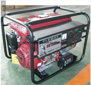 Professional forneça Elemax 5KW gerador a gasolina com elevadores Star (ELEMAX7000)