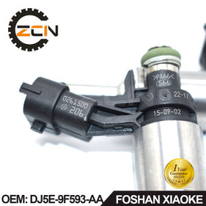DJ5E-9F593-AA 0261500206 DO INJECTOR DE COMBUSTÍVEL Gdi para a Ford 2.0T