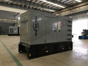 80kVA Cummins schielt leises DieselGenset mit Ce/ISO an