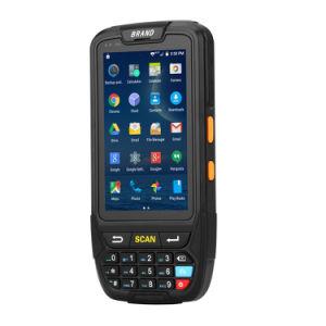 Androides PDA Barcode-Scanner-Terminal für Inhalt/Polizei Schule/Finacial