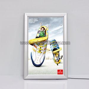 Populaires de conception classique cadre photo Photo LED en aluminium